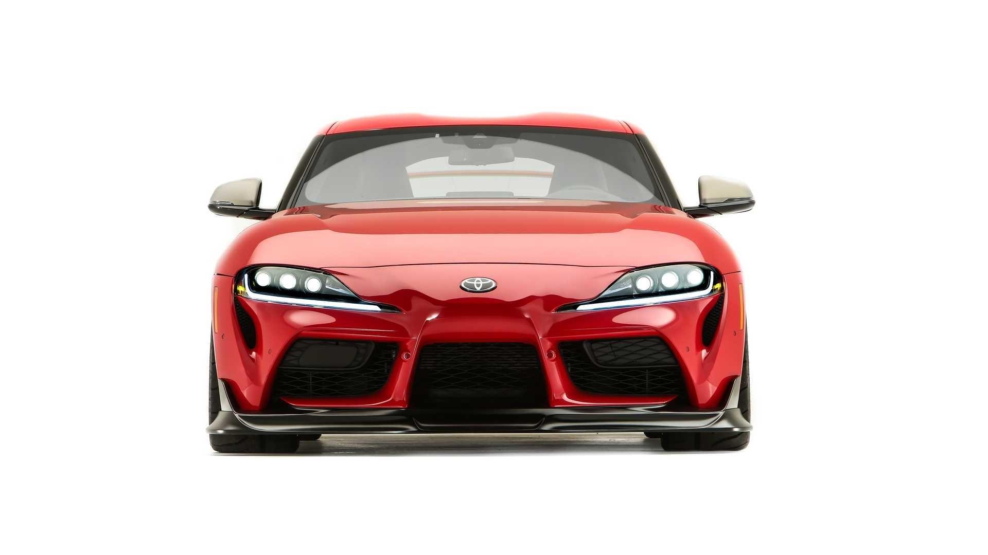 Toyota Supra MKV Fuel