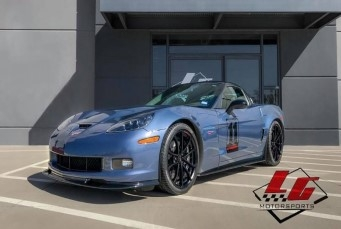 C6 Z06 Engine Power Packages