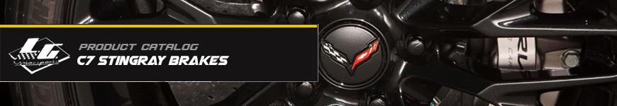 C7 Stingray Brakes