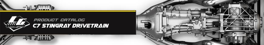 C7 Stingray Drivetrain