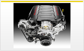 C7 Stingray Engine