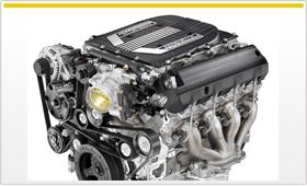 C7 Z06 Engine