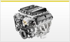 C7 ZR1 Engine
