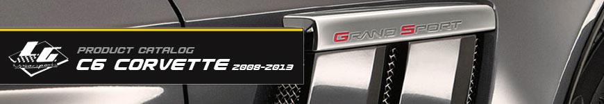 Corvette C6 LS3 Parts (2009-2013)