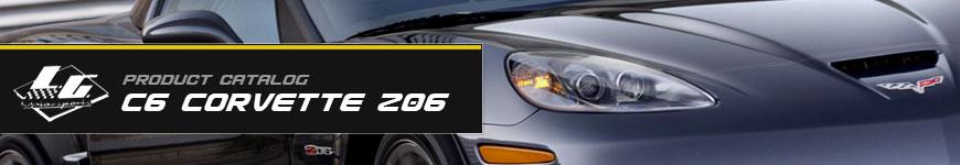 Corvette C6 Z06 Parts (2006-2013)