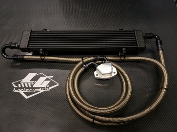 LG Motorsports C7 Oil Cooler Kit