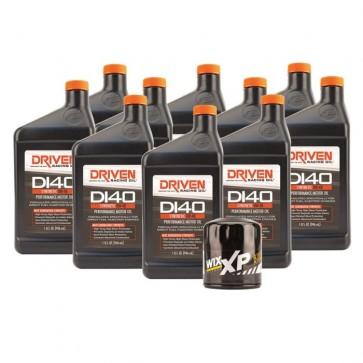 Driven DI40 Oil Change Kit for 2019 Gen V GM LT1, LT4, & LT5 Engines w/ 10 Qt Capacity