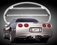 97-04 5 Piece Taillight Set (Chrome) W/O Emblem