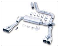 Borla Cat-Back Exhaust System
