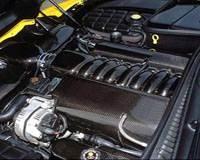 99-04 Carbon Fiber Coil Covers