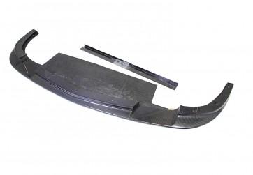 LG Flat Bottom ZR1 Carbon Splitter