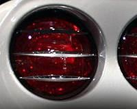 C6 Billet Tail Light Spears