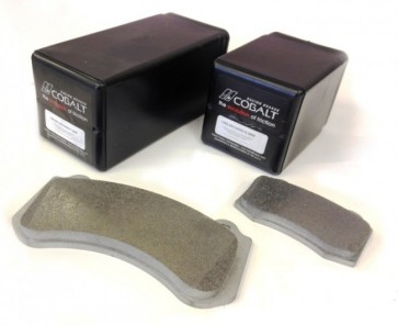Cobalt Racing C7 Stingray Brake Pads