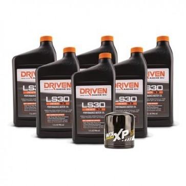 Driven LS30 Oil Change Kit for Gen IV GM Engines (2007-Present) w/ 6 Qt Oil Capacity