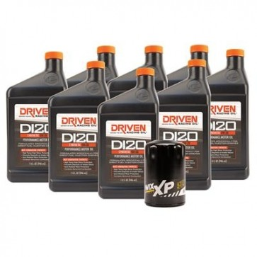 Driven DI20 Oil Change Kit for Gen V GM Direct Injection Truck Engines (2014- 2018) w/ 8 Qt Oil Capacity