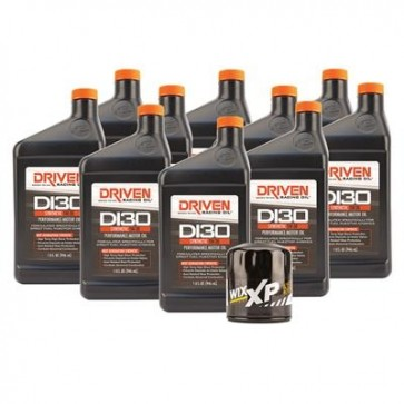 Driven DI30 Oil Change Kit for Gen V GM LT1 & LT4 Engines (2014- Present) w/ 10 Qt Capacity