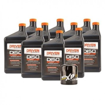 Driven DI50 Track Pack Oil Change Kit for GM GEN V LT1/LT4 w/ 10 Qt Capacity