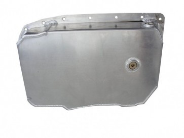 LG Motorsports A6 High Capacity Transmission pan