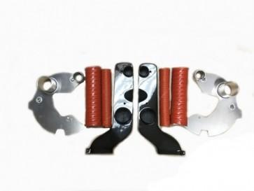 LG Motorsports C7 Brake Cooling Kit