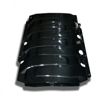 LG Motorsports C7 Stingray G7 Carbon intake cover