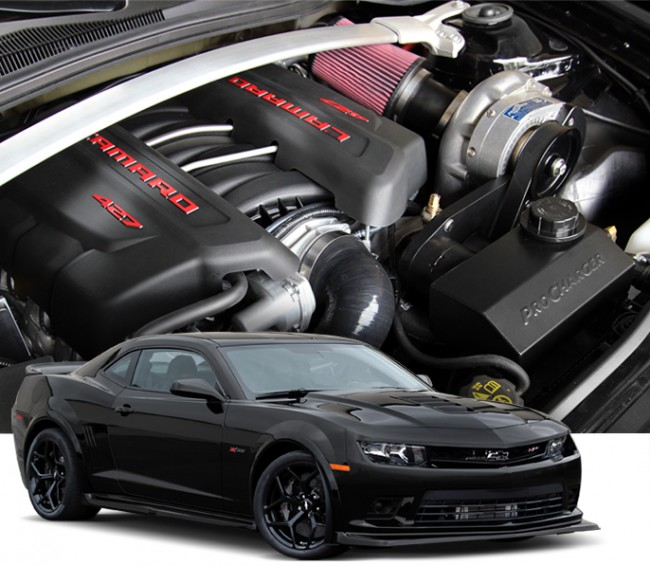 Gen5 Z28 Camaro Procharger Performance Supercharger Kit