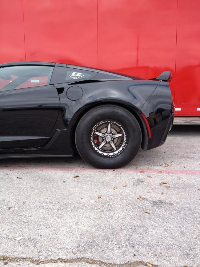 Lg Motorsports C7 Corvette Billet Drag Spindles Lg