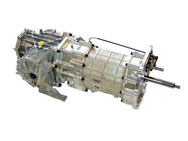 Corvette Sequential Transmission - LG Motorsports
