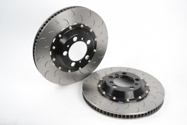AP Racing Brake Rotors For C7 Corvette Stingray Z51 LG