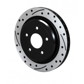 LG Drag Kit Brake Rotors