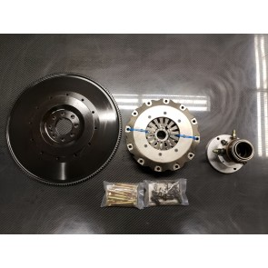 LG Motorsports Exclusive Flywheel/Triple Disk Carbon C7 Clutch Kit