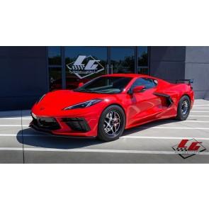 "LG Motorsports C8 15"" Conversion Drag Package"