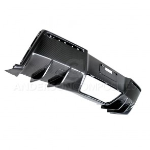 C7 Corvette Carbon Fiber Rear Diffuser