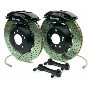 Brembo 4-Piston Brake Kit