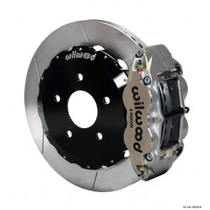 Wilwood Superlite-4R C5/6/Z06 Corvette Rear Brake Kit