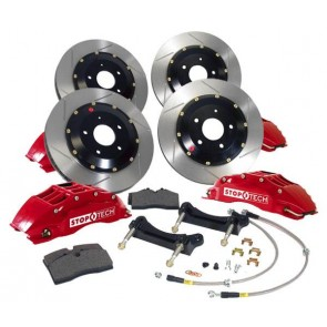 StopTech Big Brake Kit for 2010 Camaro SS (REAR)