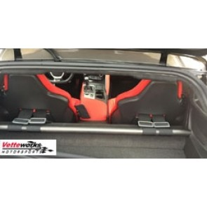 C7 Sharkbar Carbon Corvette Harness Bar