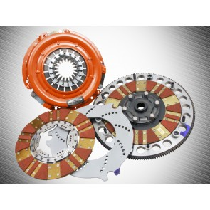 Centerforce Clutch - C6 DYAD Clutch assembly