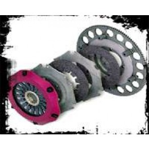 Exedy Triple Disk Carbon Clutch - 2010 Camaro