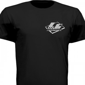 LG Black w/ White Logo T-Shirt