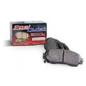 StopTech Posi-Quiet Extended Wear Brake Pads - Rear