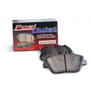 StopTech Low Dust/Low Noise C6 Z06 Front Pads