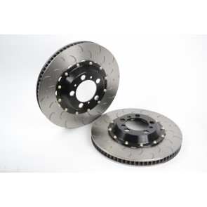 two piece Z51 rotors