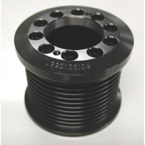 Lingenfelter C6 ZR1 LS9 2.35 11 Rib 10 Bolt Pulley