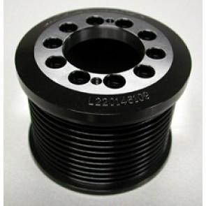 Lingenfelter C6 ZR1 LS9 2.60 11 Rib 10 Bolt Pulley