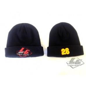 LG Motorsports beanie skull cap