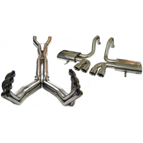 LG C5 Complete Exhaust Package
