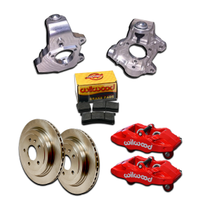 "LG Motorsports C7 17"" Conversion Kit"