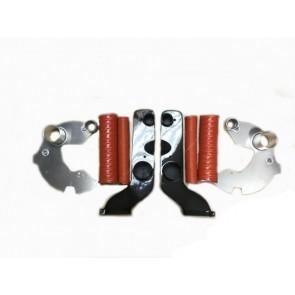 LG C7 Brake Cooling Kit