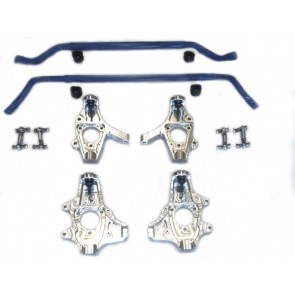 LG C7 Drop Spindle and G7 Sway Bar Package