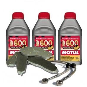 LG Motorsports C7 Track Brake Kit